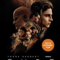 Torna in libreria Dune, con una cover dedicata al film di Denis Villeneuve