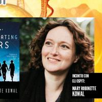 Mary Robinette Kowal ospite (remota) a Stranimondi