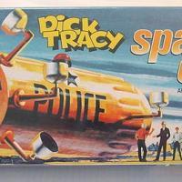 Hard Boiled Moon: la svolta spaziale di Dick Tracy
