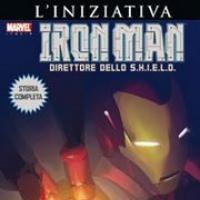 Iron Man: direttore dello S.H.I.E.L.D.