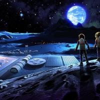 Via col vento lunare, torna il cast originale