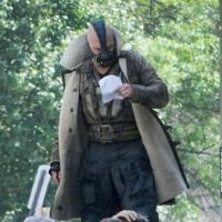 Il Cavaliere oscuro - Il ritorno: Bane biascica