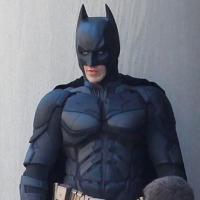 Ho appeso il costume di Batman al chiodo