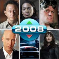Il meglio e il peggio della fantascienza televisiva nel 2008
