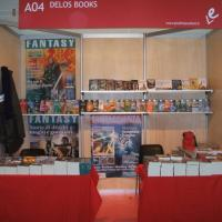 Anche quest'anno Delos Books a Più libri più liberi