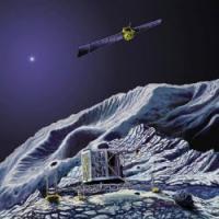 Rosetta, cometa adieu