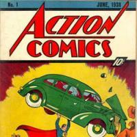 All'asta il primo numero di Action Comics