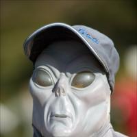 Un alieno alla convention