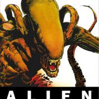 Alien, ecco la storia illustrata