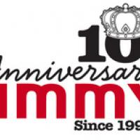 10 anni di Jimmy