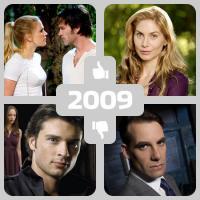 Il meglio e il peggio della fantascienza televisiva nel 2009