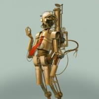 Star Wars o Steam Punk?