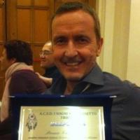 A Dario Tonani il premio Cassiopea