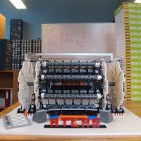 Un acceleratore di particelle col Lego? Si può fare