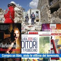 Aiutare i terremotati con l'Associazione Delos Books