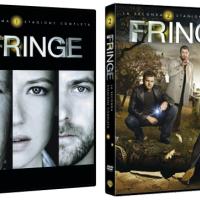 Finalmente Fringe in dvd