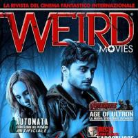 Weird Movies, una nuova rivista per il cinema fantastico