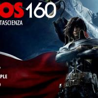 Delos 160 celebra Capitan Harlock
