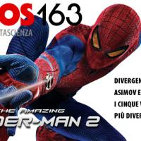 Spiderman 2 lancia la sua tela su Delos 163