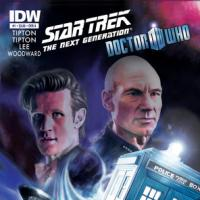 Il Dottore sbarca sull'Enterprise