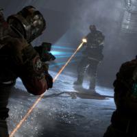 Dead Space 3 in co-op su un pianeta ghiacciato