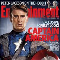 Le prime immagini di Capitan America