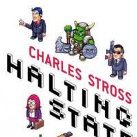 Stross lavora al seguito di Halting State