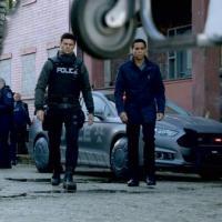 Poliziotti umani e... quasi umani