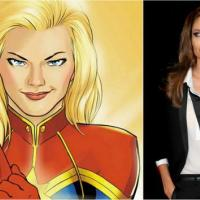 Angelina Jolie alla regia di Captain Marvel?