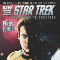 Countdown to Darkness, esce oggi il prequel a fumetti del nuovo Star Trek