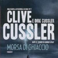 Clive Cussler in una Morsa di ghiaccio