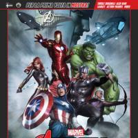 Il mito degli Avengers il mostra allo Wow