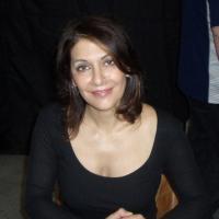 Marina Sirtis all'Eurocon