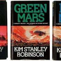 La trilogia di Marte di Kim Stanley Robinson sarà pubblicata da Fanucci