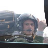 Luca Masali, dai biplani ai jet da combattimento