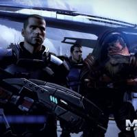Mass Effect 3: Farewell Shepard