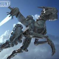 The Hunt, ovvero la caccia al tecno-dinosauro