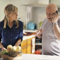 Una guerriera arriva in No Ordinary Family