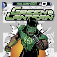 Le mille e una notte di Lanterna Verde
