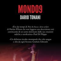 Mondo9, ecco l'incubo steampunk di Dario Tonani