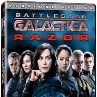 Battlestar Galactica: Razor, dvd e cyloni in palio