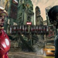 Captain America Civil war: i primi bozzetti e tutti i protagonisti