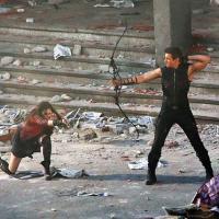 Avengers - Age of Ultron: foto e video dal set italiano