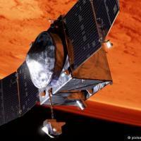 Maven ha raggiunto Marte. Ed è in buona compagnia