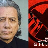 Agents of SHIELD: Arriva Edward James Olmos