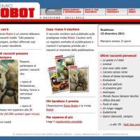Premio Robot, ancora quindici giorni