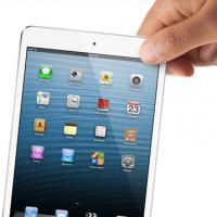 Ebook, Apple all'attacco col nuovo iPad mini