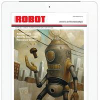 Robot e riviste Delos Books: disponibili gli abbonamenti digitali