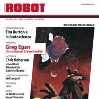 Robot 47 presenta Greg Egan