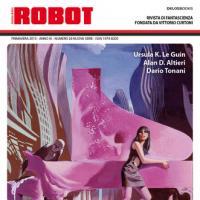 Robot 68: Karel Thole incontra Ursula Le Guin